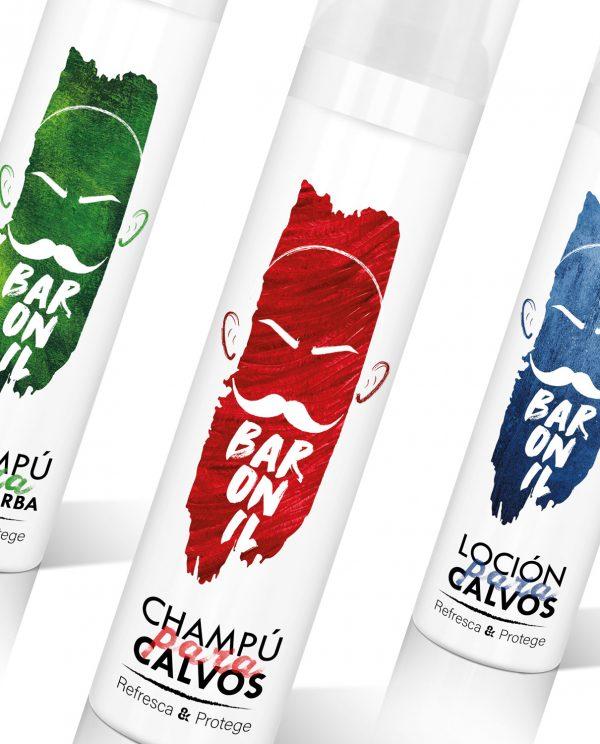 Llévate nuestro Pack a lo Barbaro con nuestros tres productos para mantener una higiene completa para nuestra barba y calva